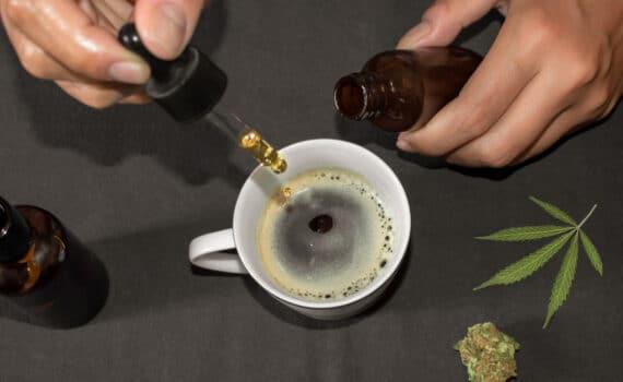 Putting Delta-10 CBD Oil In Coffee